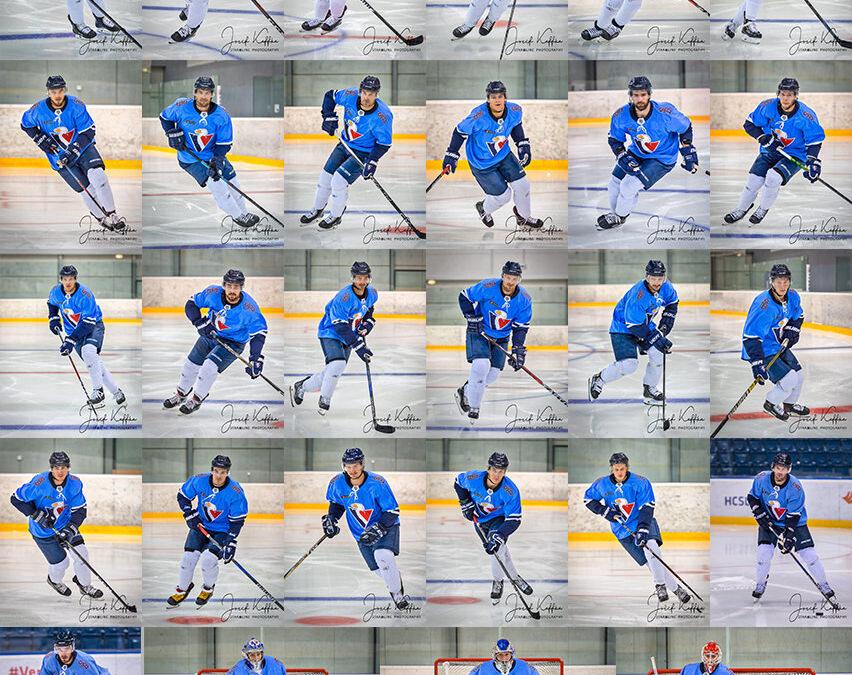 Dynamika hráčov hokejového KHL A-tímu HC Slovan Bratislava
