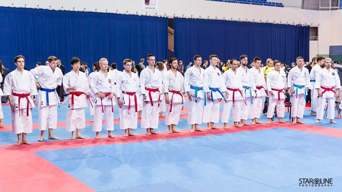 37. ročník Grand Prix Slovakia v karate kata