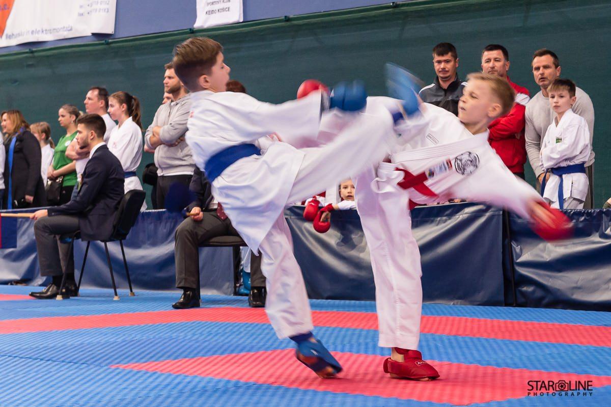 37. ročník Grand Prix Slovakia v karate kumite